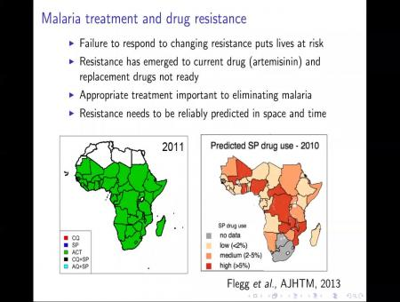 Mathematical modelling of the emergence and spread of antimalarial drug resistance